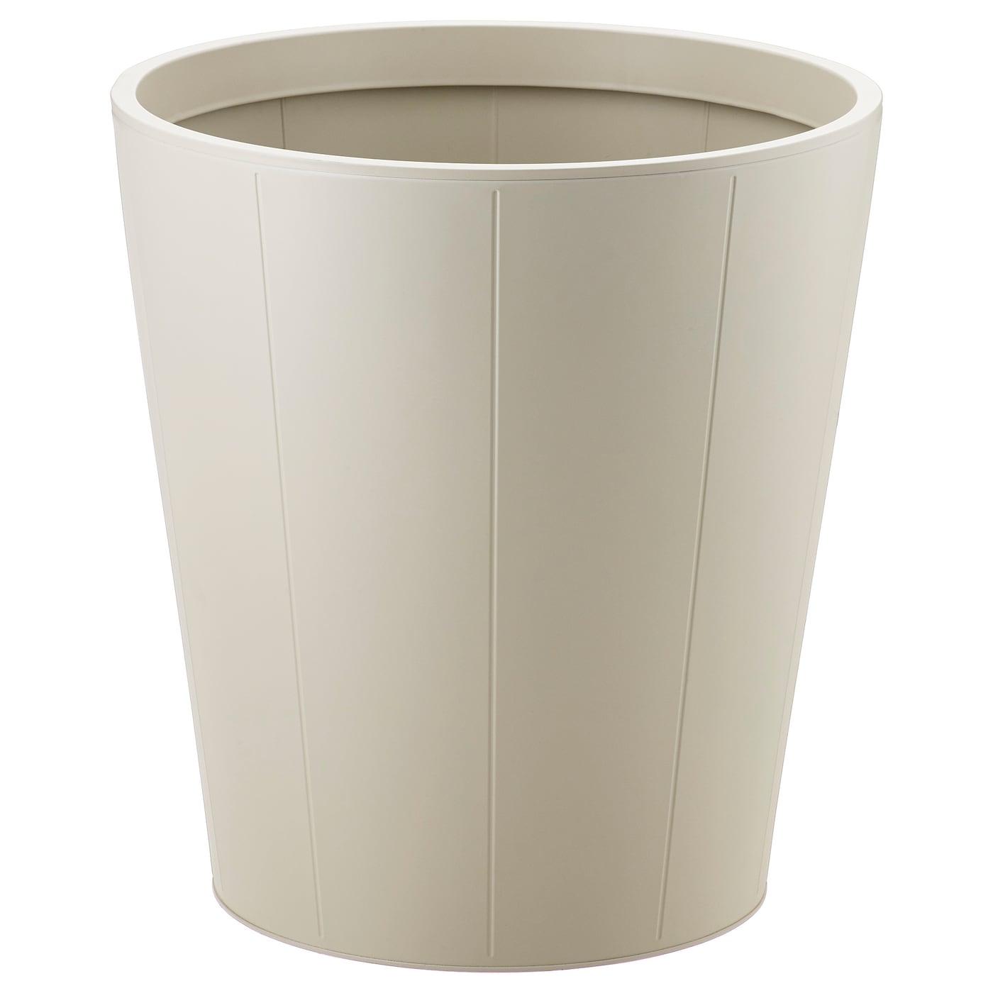 Gr set cache pot ext rieur beige 52 cm ikea for Cache pots exterieur