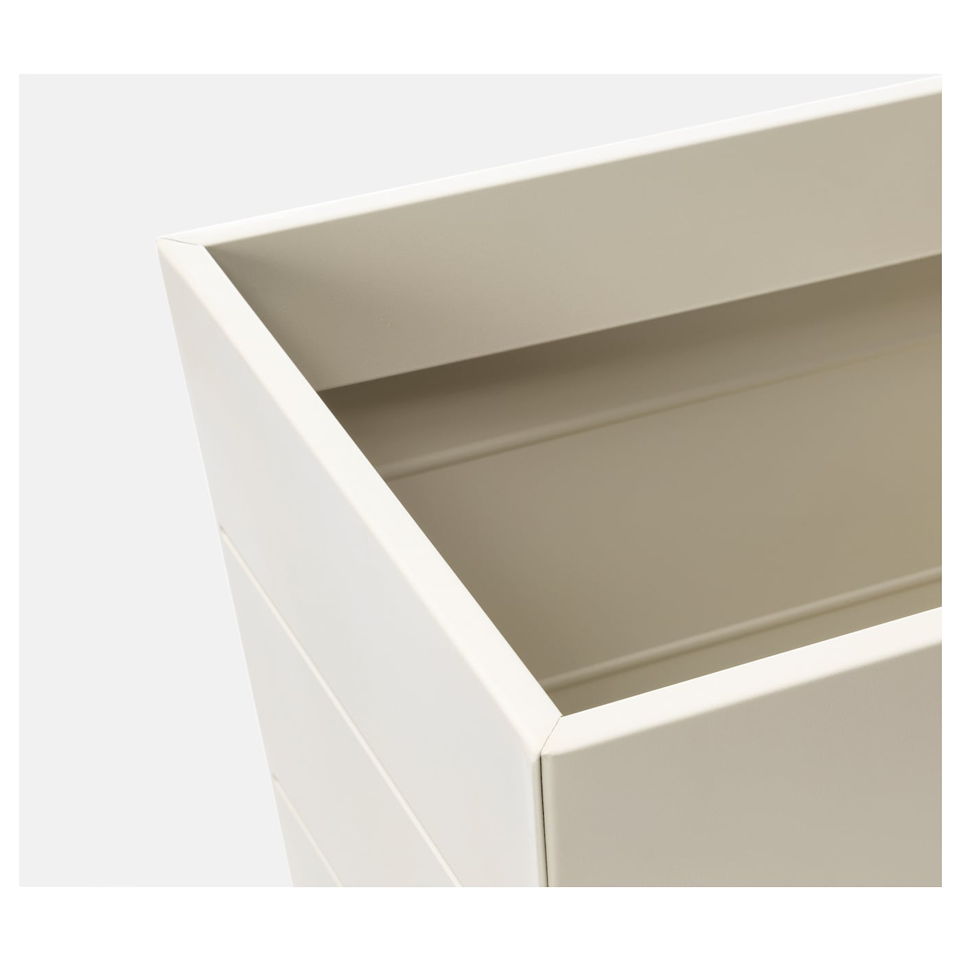Gr set cache pot ext rieur beige 72x25 cm ikea for Cache pot exterieur