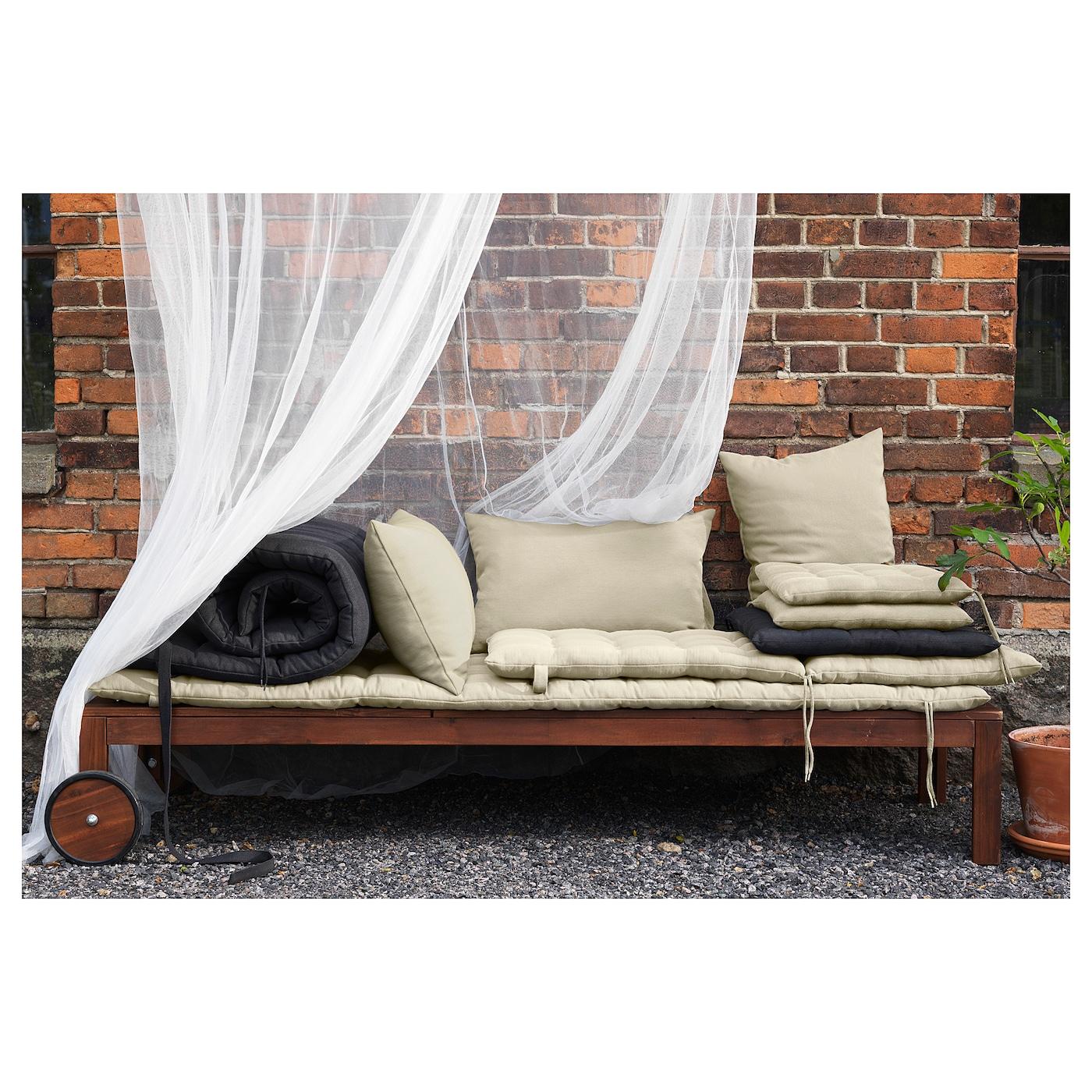 h ll matelas fin bain de soleil beige 190 x 60 cm ikea. Black Bedroom Furniture Sets. Home Design Ideas