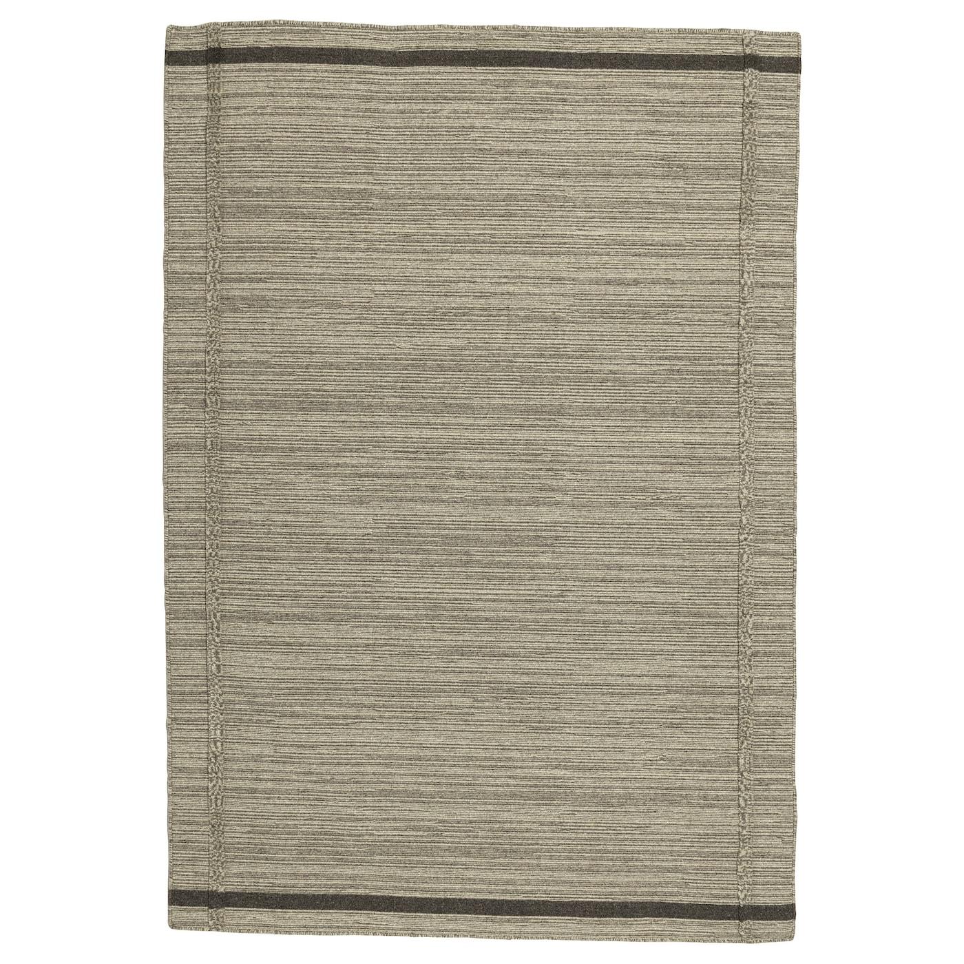 h jet tapis tiss plat beige 133x195 cm ikea. Black Bedroom Furniture Sets. Home Design Ideas