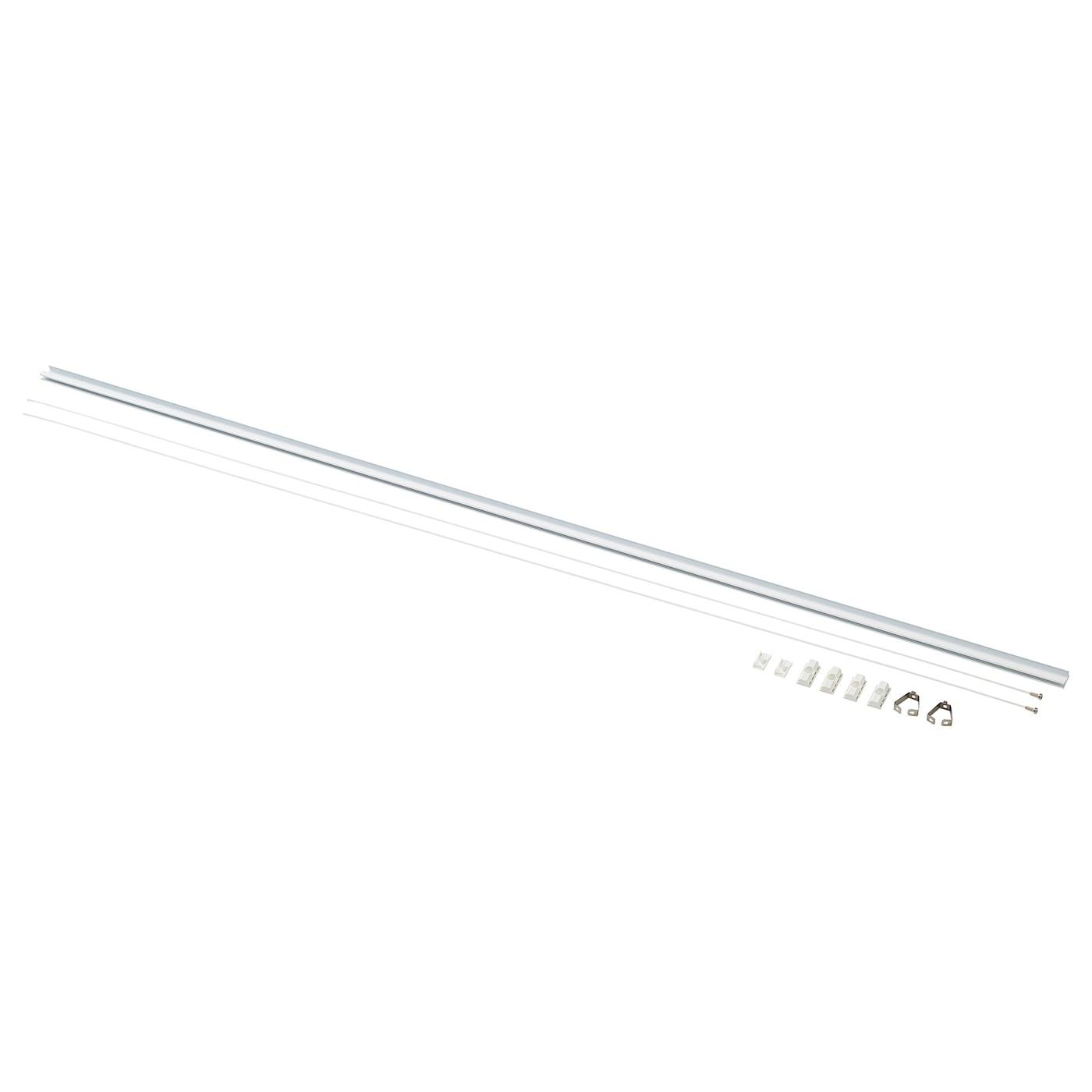 haghed rail de suspension pour photos blanc 115 cm ikea. Black Bedroom Furniture Sets. Home Design Ideas