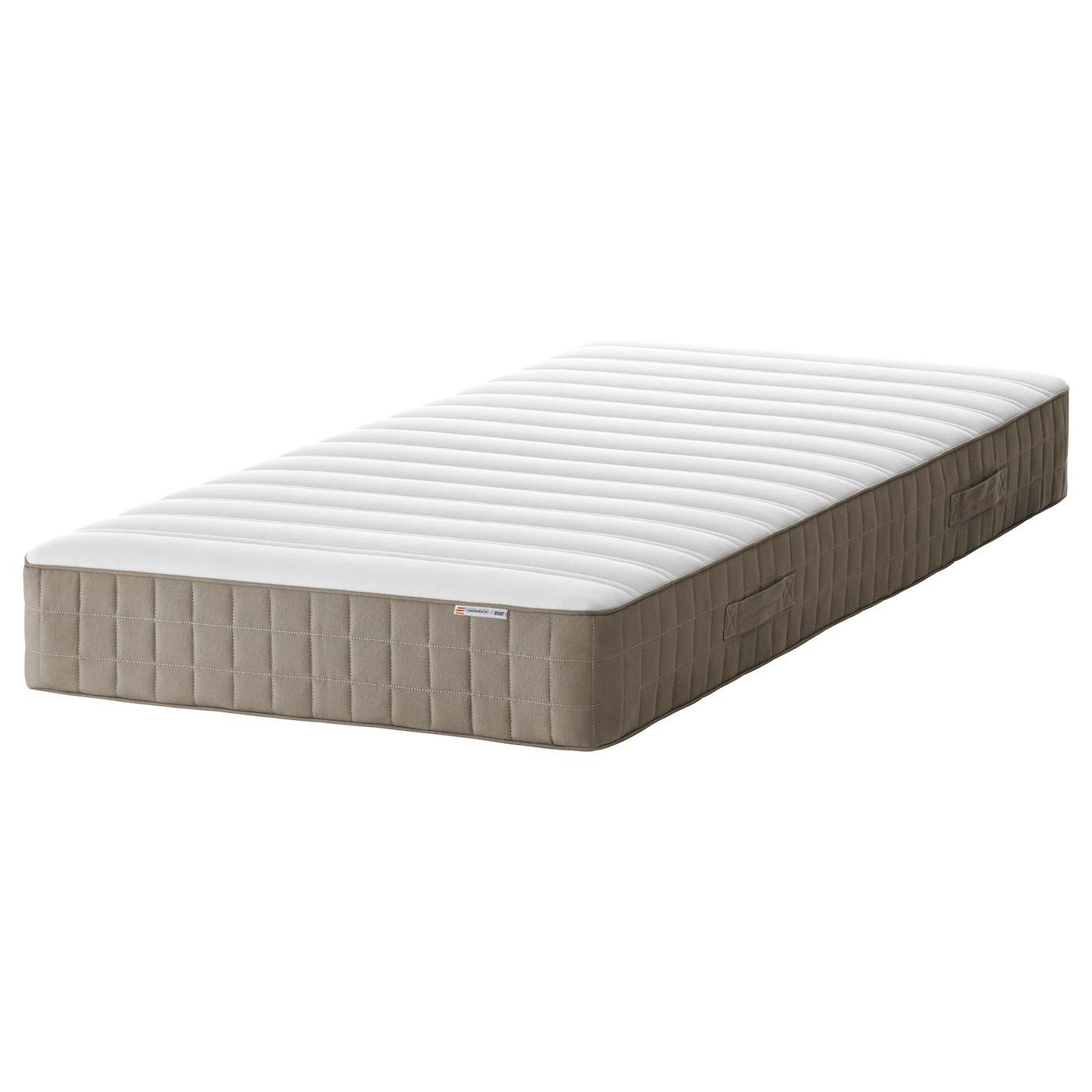 hamarvik matelas ressorts ferme beige fonc 90x200 cm ikea. Black Bedroom Furniture Sets. Home Design Ideas