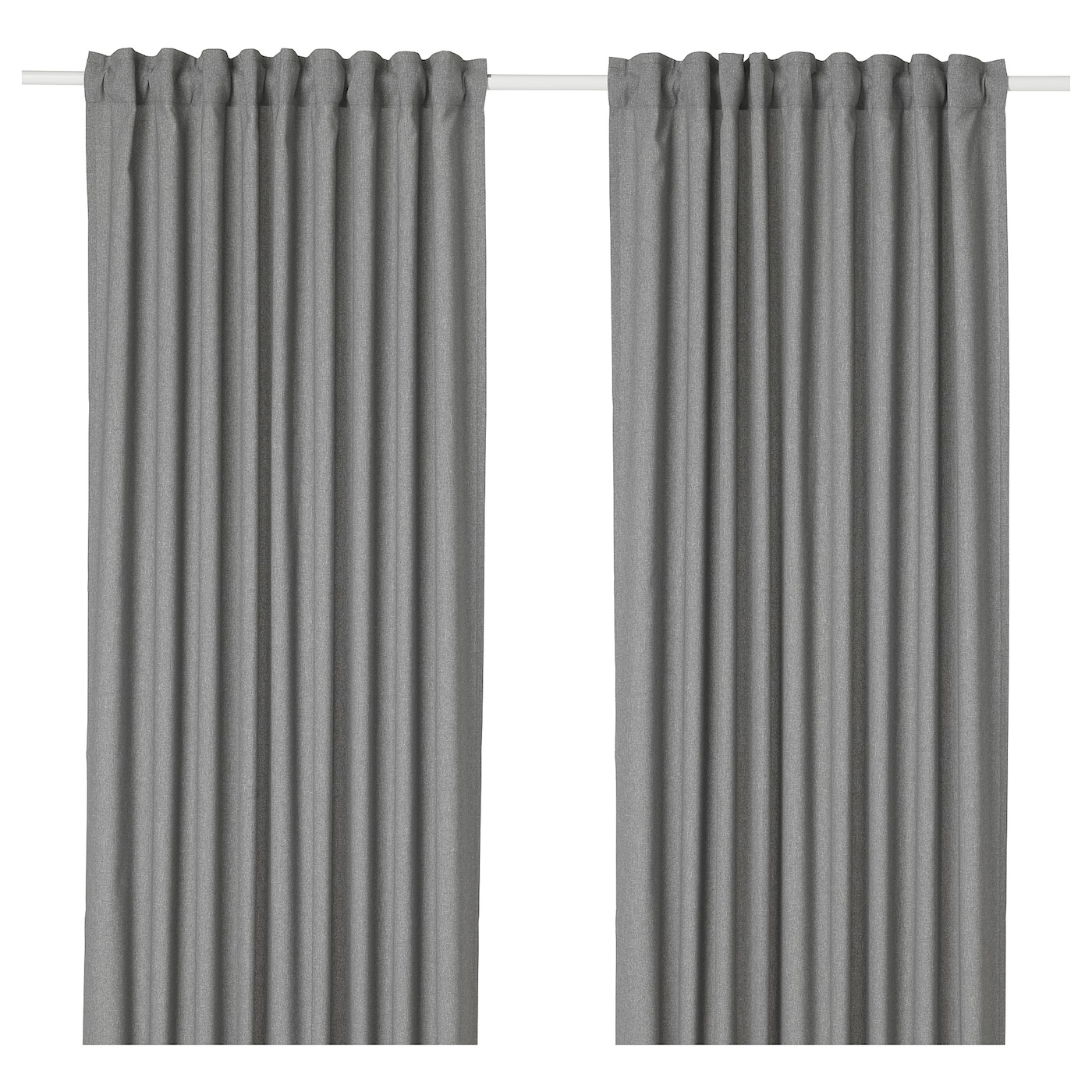 rideau gris ikea. Black Bedroom Furniture Sets. Home Design Ideas