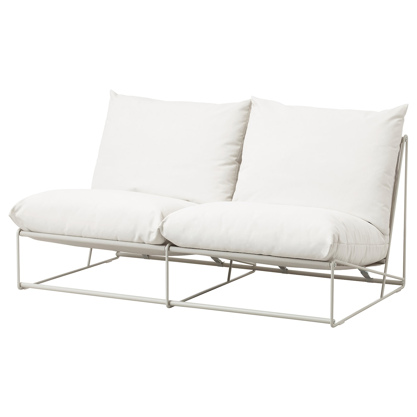 IKEA HAVSTEN canapé 2 places, int/ext