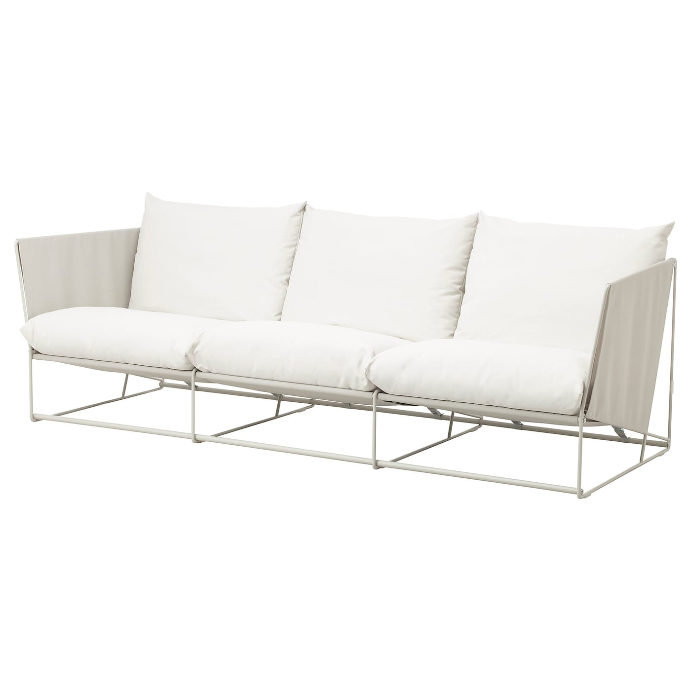IKEA HAVSTEN canapé 3 places, int/ext