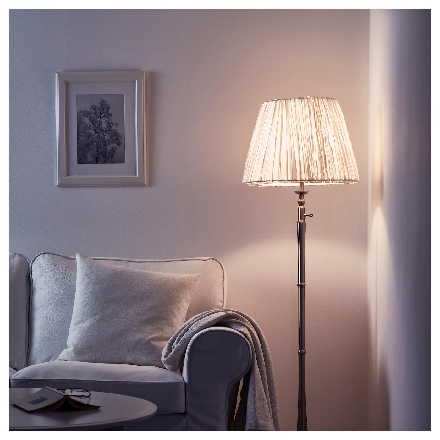 hemsta abat jour blanc 45 cm ikea. Black Bedroom Furniture Sets. Home Design Ideas