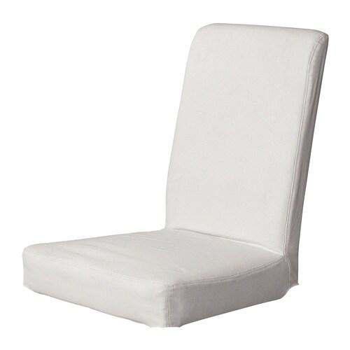 Henriksdal housse pour chaise ikea for Housse de chaise becquet
