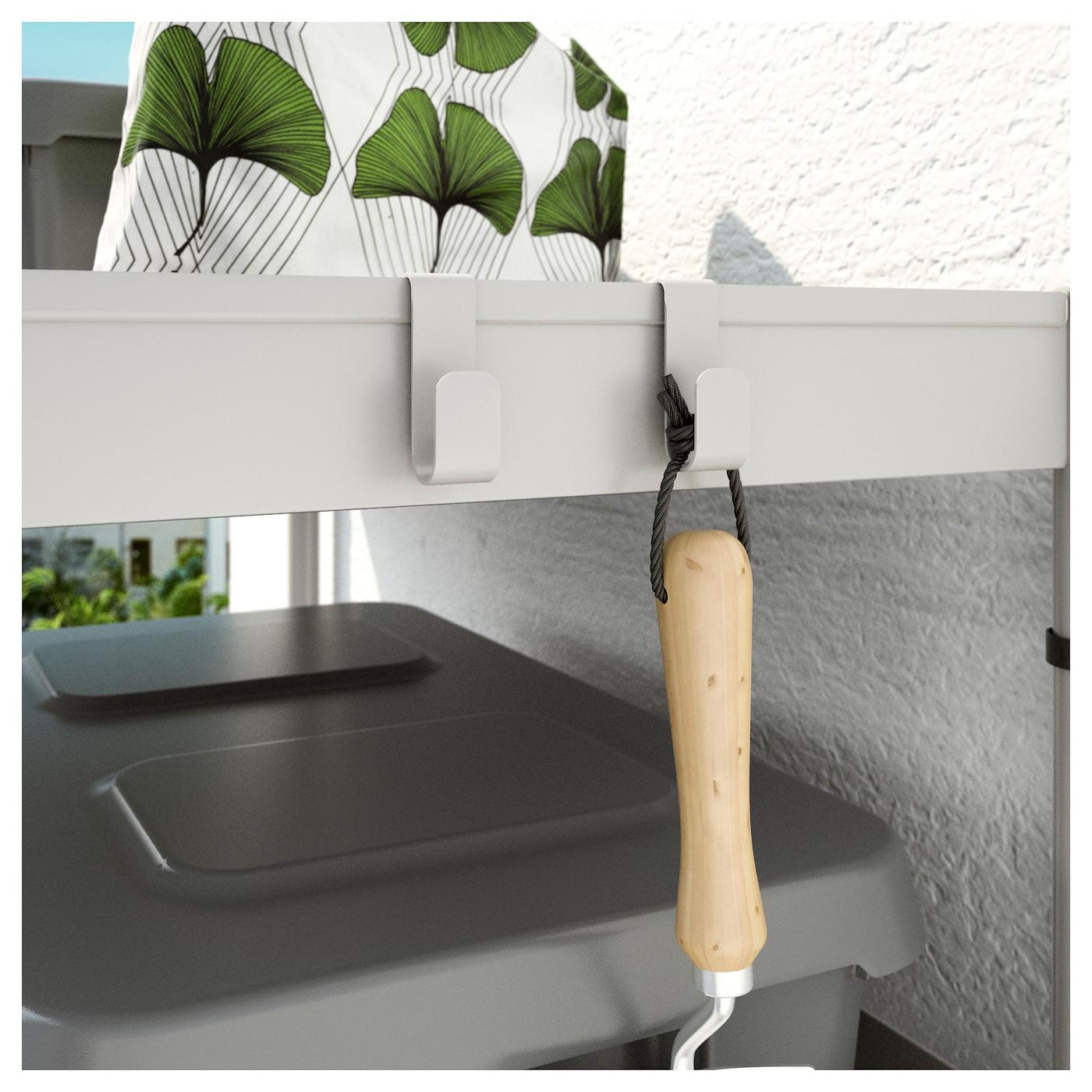 hind tag re int rieur ext rieur gris 78x158 cm ikea. Black Bedroom Furniture Sets. Home Design Ideas