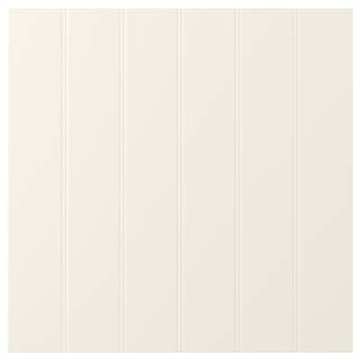 HITTARP Porte, blanc cassé, 60x60 cm