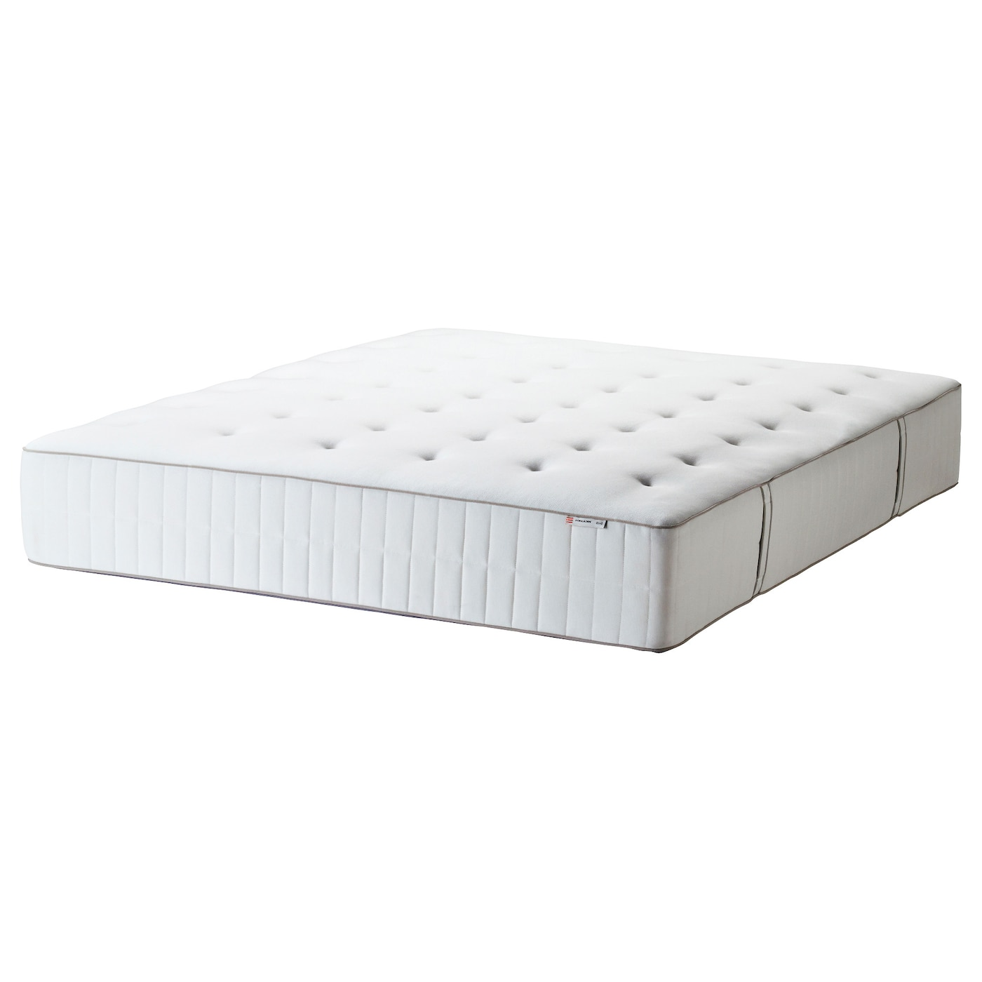 hokk sen matelas ressorts ensach s ferme blanc 160x200 cm ikea. Black Bedroom Furniture Sets. Home Design Ideas