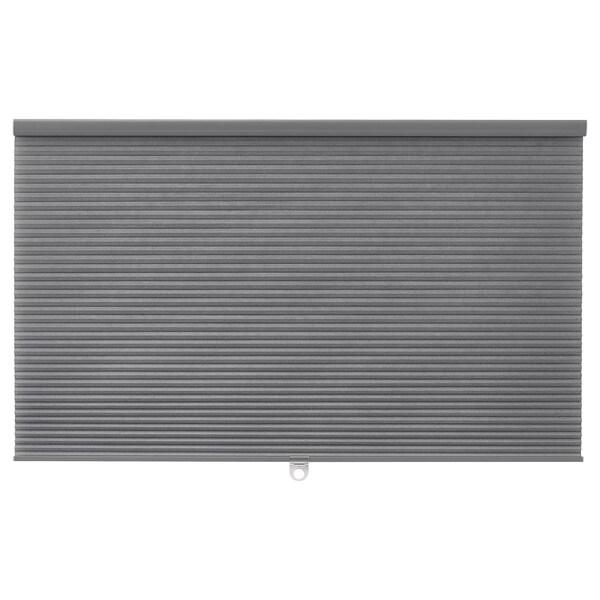 HOPPVALS store alvéolaire gris 210 cm 60 cm 1.26 m²