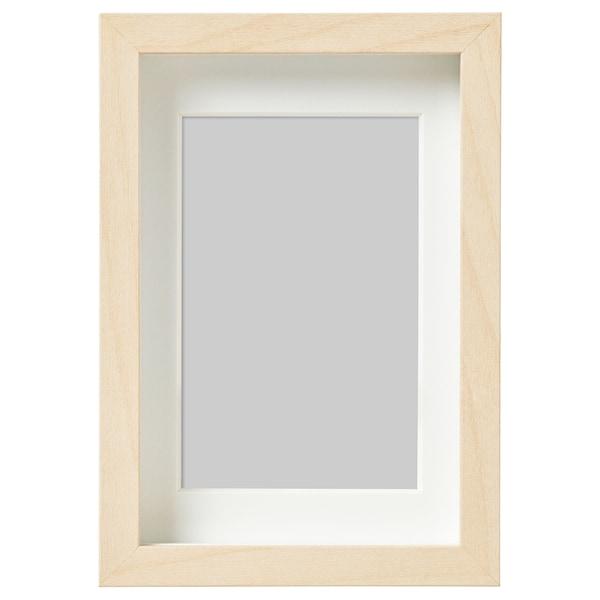 HOVSTA Cadre, motif bouleau, 10x15 cm