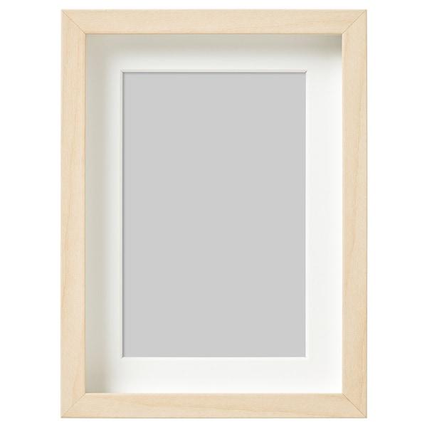 HOVSTA Cadre, motif bouleau, 13x18 cm