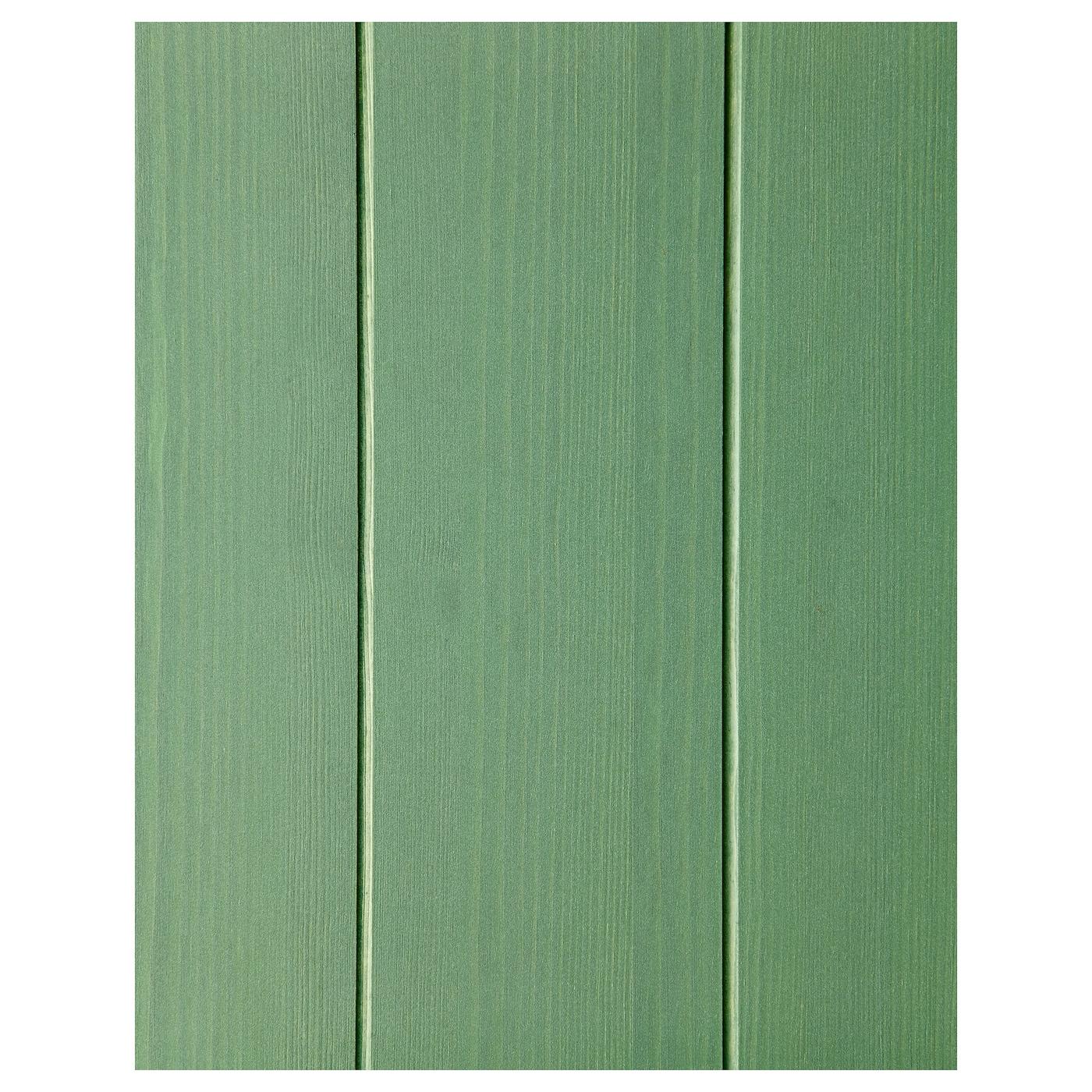 Hurdal armoire linge vert 109x50x137 cm ikea - Ikea armoire a linge ...