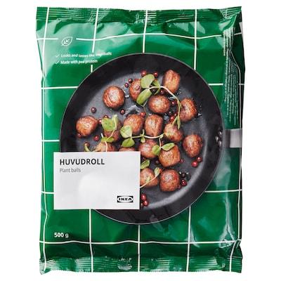 HUVUDROLL Boulettes végétales, surgelé, 500 g