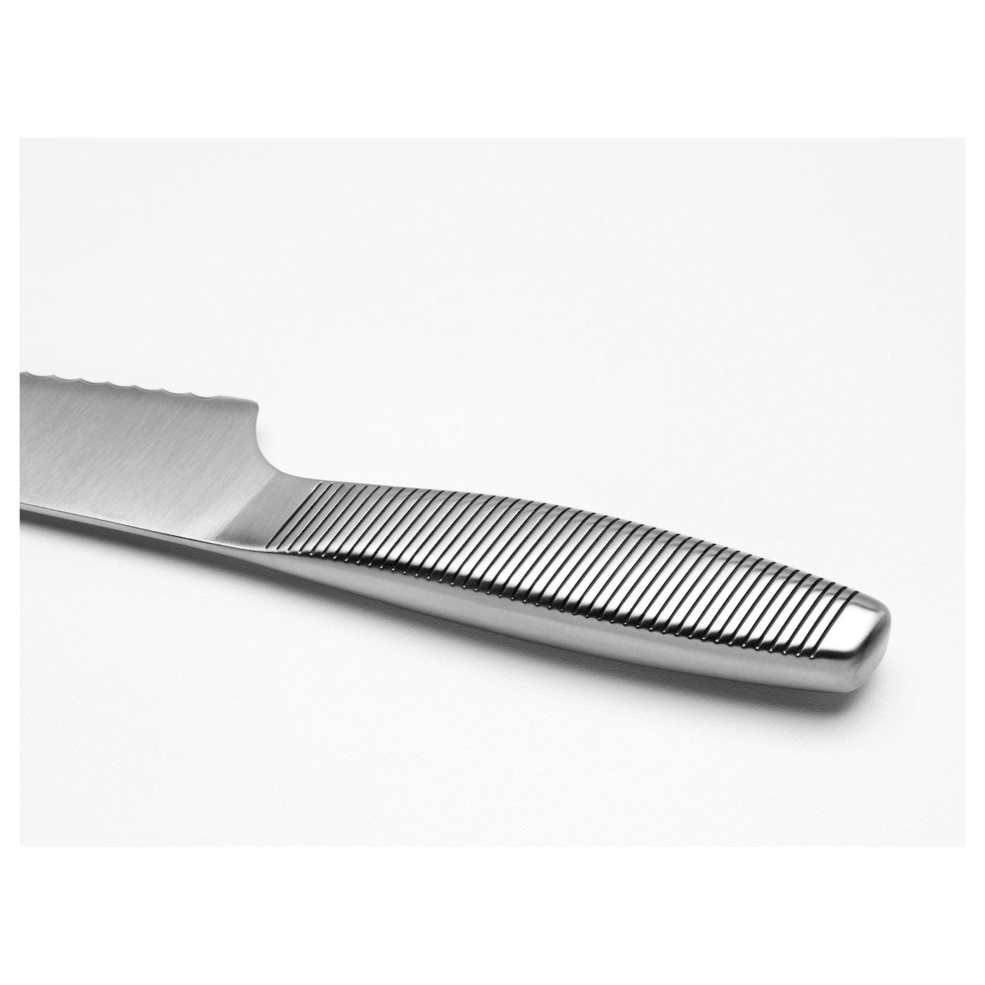 ikea 365 couteau pain acier inoxydable 23 cm ikea. Black Bedroom Furniture Sets. Home Design Ideas