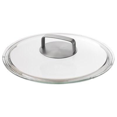 IKEA 365+ Couvercle pour faitout, verre, 28 cm