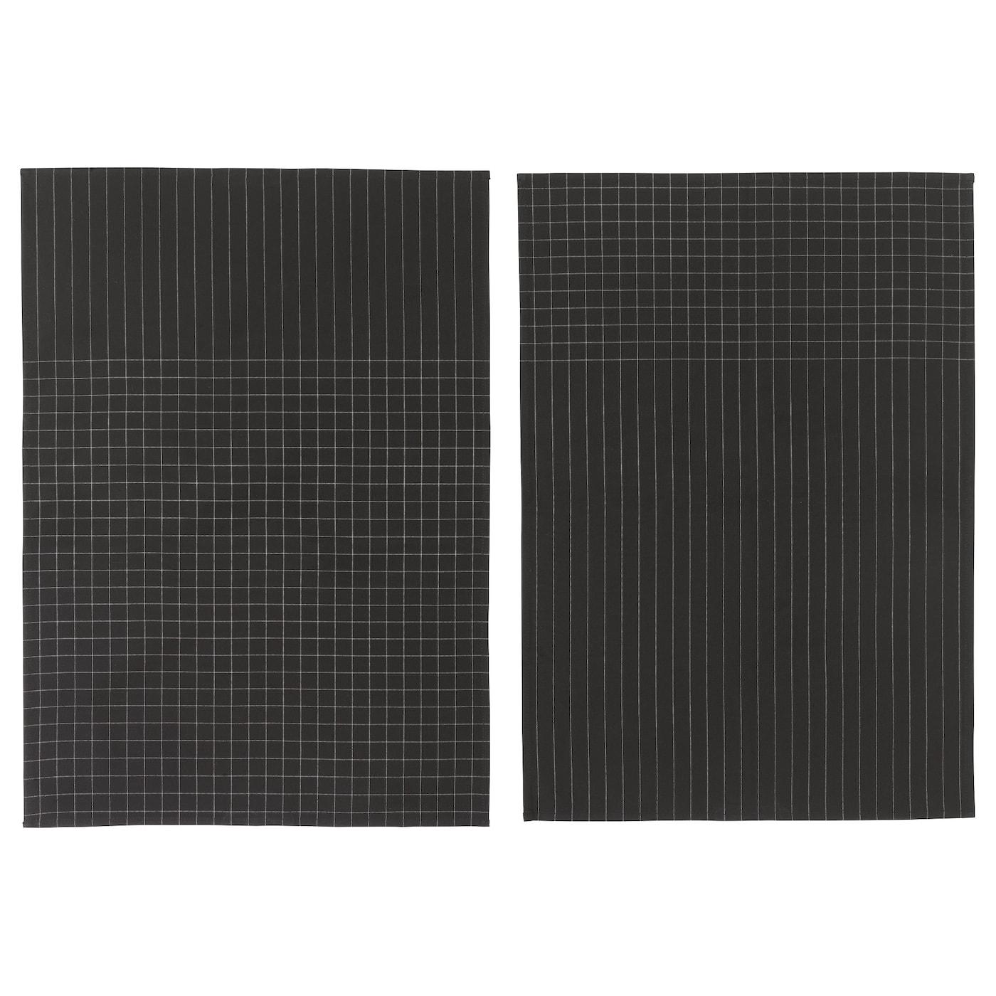 ikea 365 torchon noir 50 x 70 cm ikea. Black Bedroom Furniture Sets. Home Design Ideas