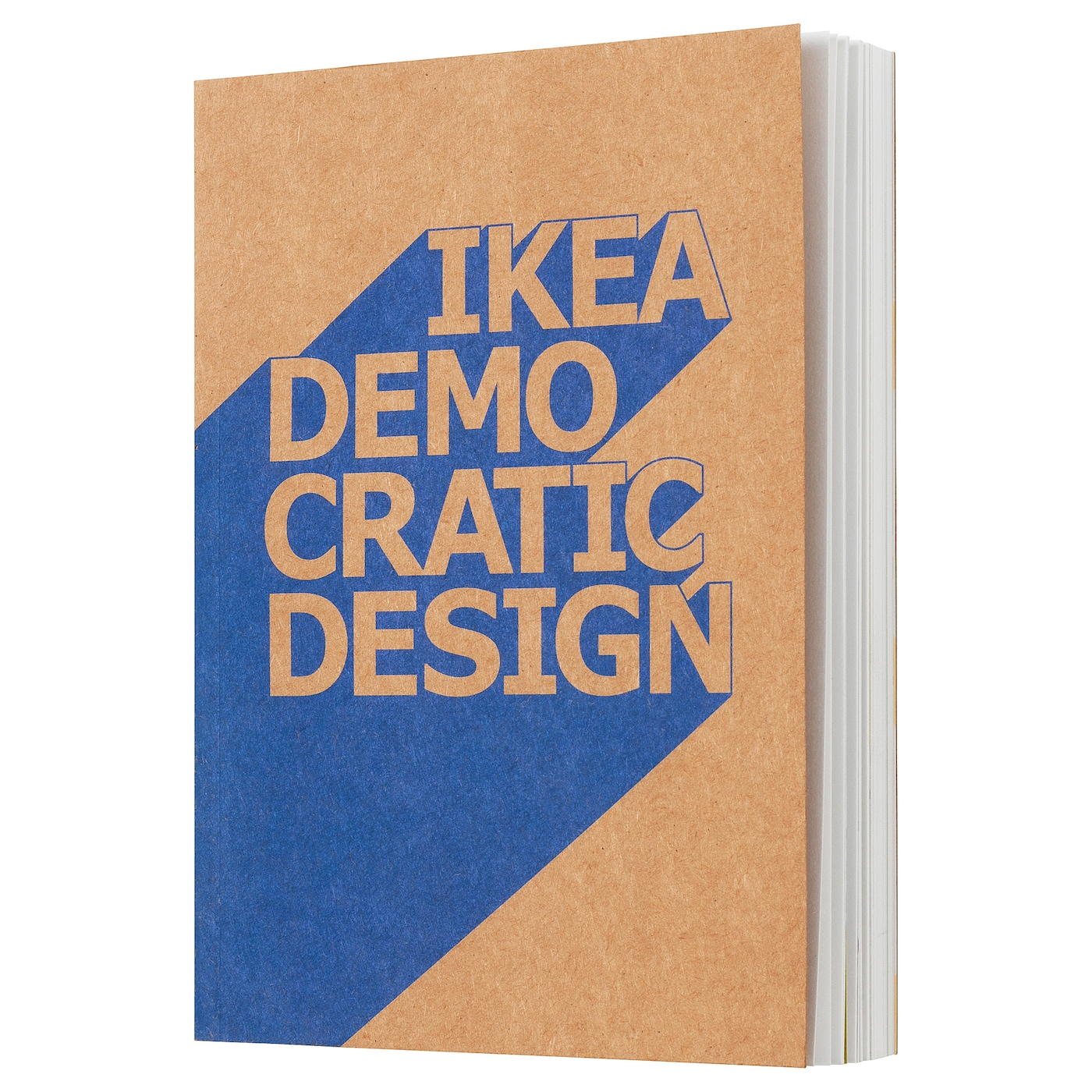 IKEA IKEA DEMOCRATIC DESIGN livre