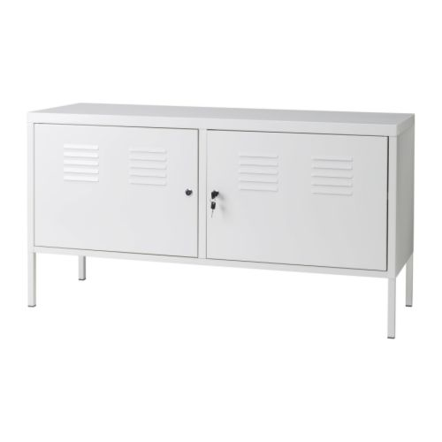 ikea ps armoire m tallique blanc ikea. Black Bedroom Furniture Sets. Home Design Ideas