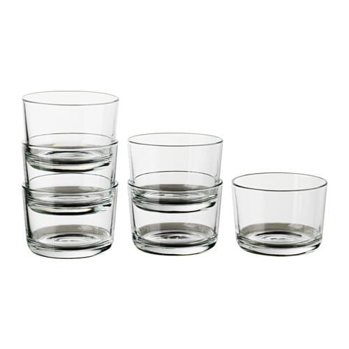 verre a eau ikea