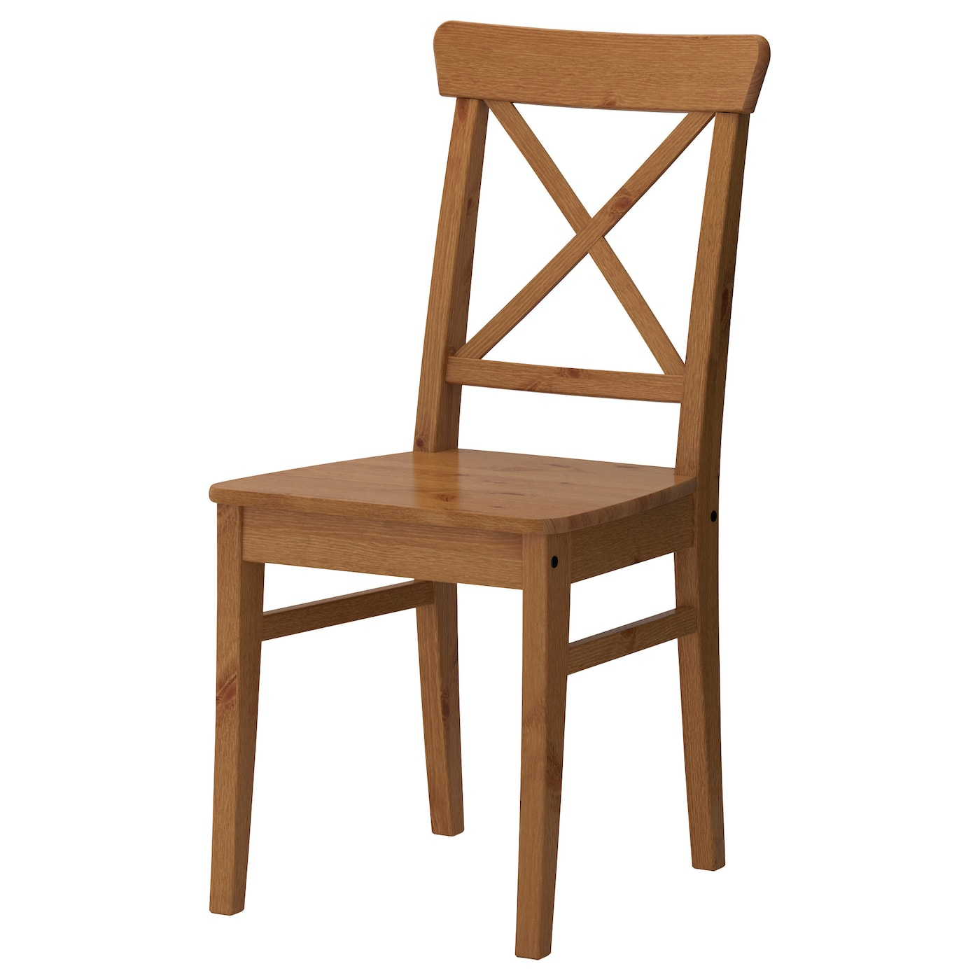 ingolf chaise vernis effet anc ikea. Black Bedroom Furniture Sets. Home Design Ideas