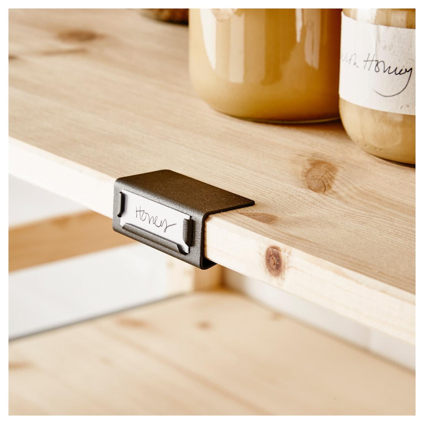 ivar 1 section tablettes tiroirs pin gris 89x50x179 cm ikea. Black Bedroom Furniture Sets. Home Design Ideas
