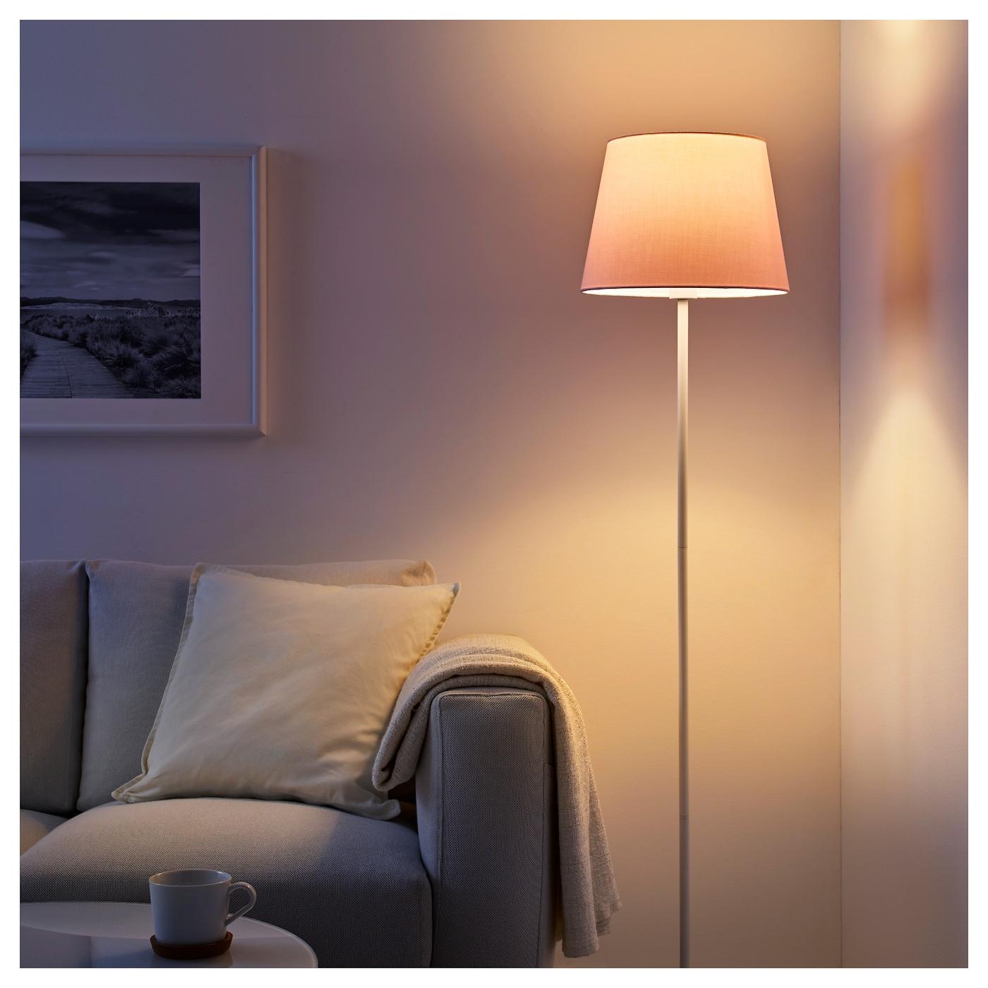 j ra abat jour rose 33 cm ikea. Black Bedroom Furniture Sets. Home Design Ideas