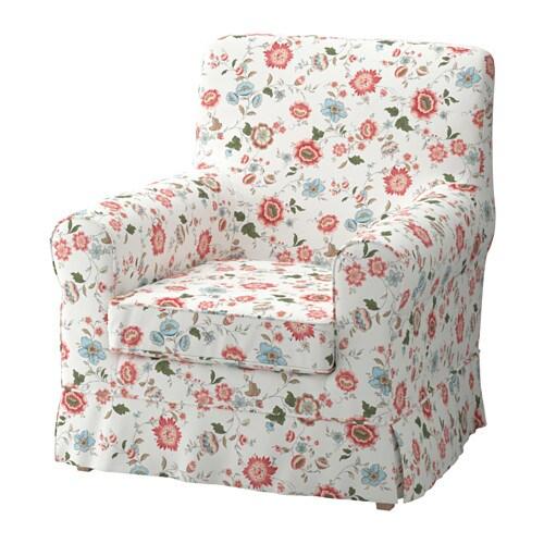 jennylund housse de fauteuil videslund multicolore ikea. Black Bedroom Furniture Sets. Home Design Ideas