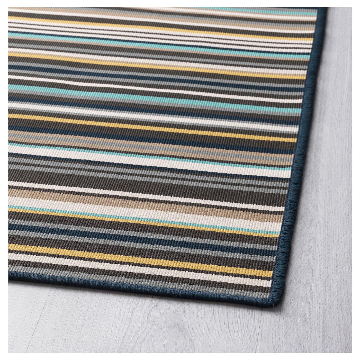 k rb k tapis tiss plat int ext rieur multicolore 133x195 cm ikea. Black Bedroom Furniture Sets. Home Design Ideas