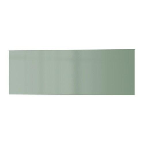 kallarp face de tiroir brillant vert clair 60x20 cm ikea. Black Bedroom Furniture Sets. Home Design Ideas