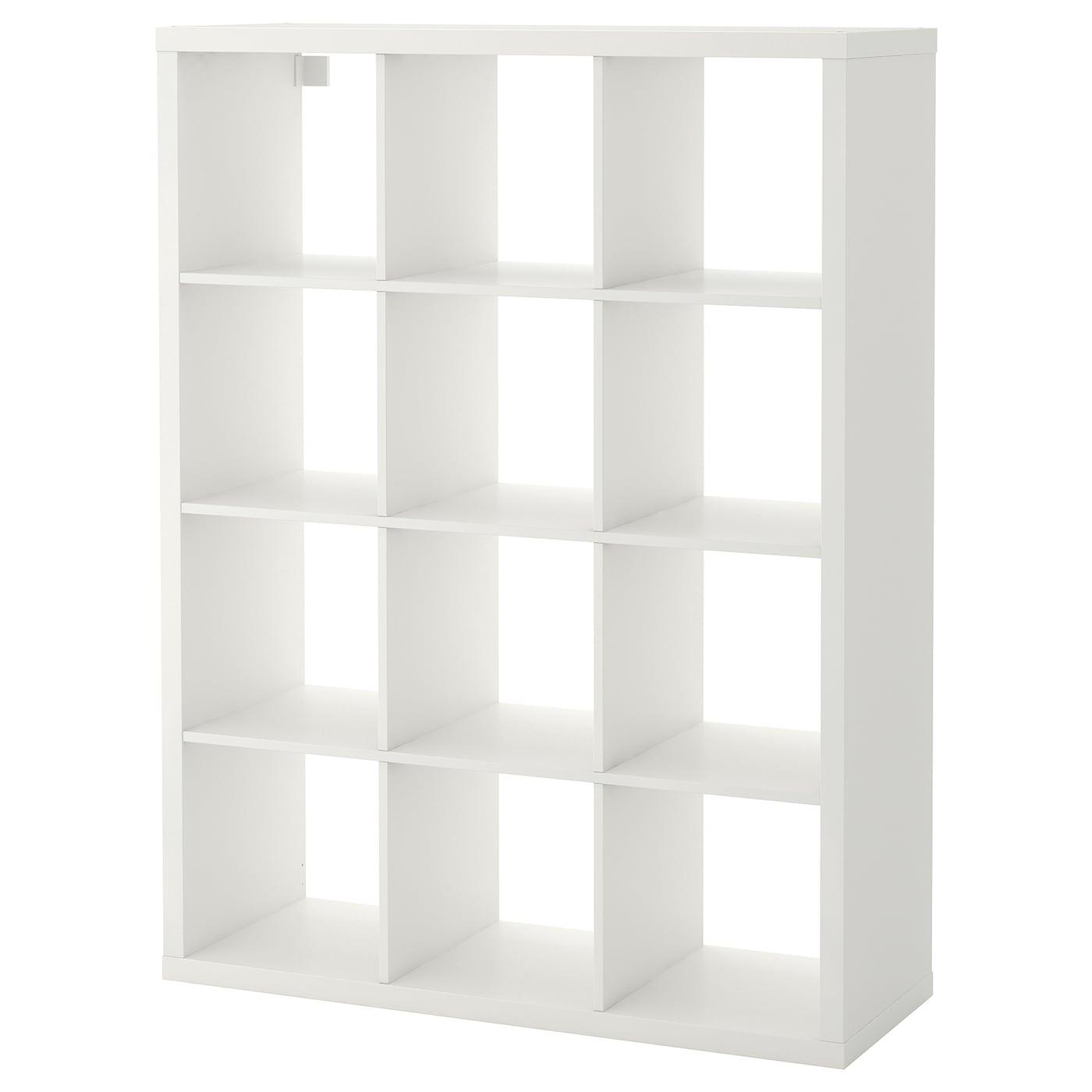 kallax Étagère blanc 112 x 147 cm - ikea