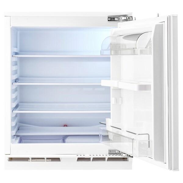 KALLNAT Réfrigérateur encastrable A++, blanc, 144 l
