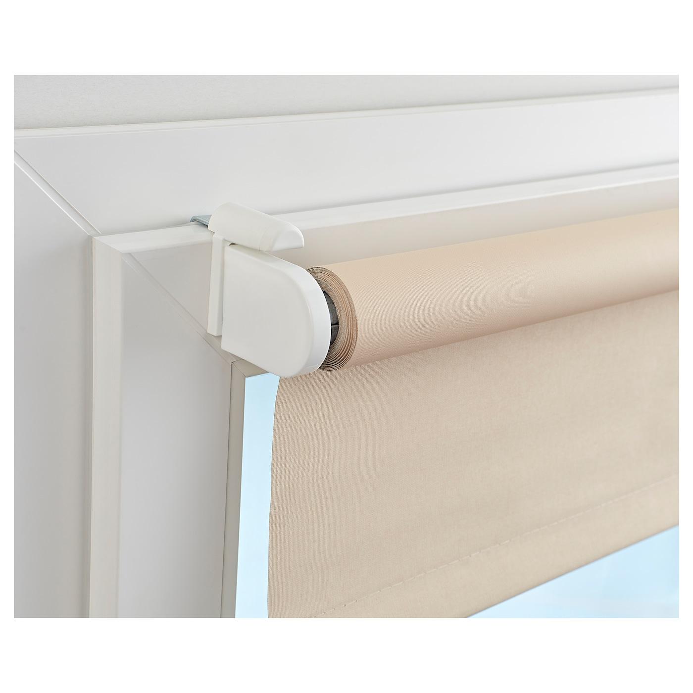 klamby fixations pour stores blanc ikea. Black Bedroom Furniture Sets. Home Design Ideas
