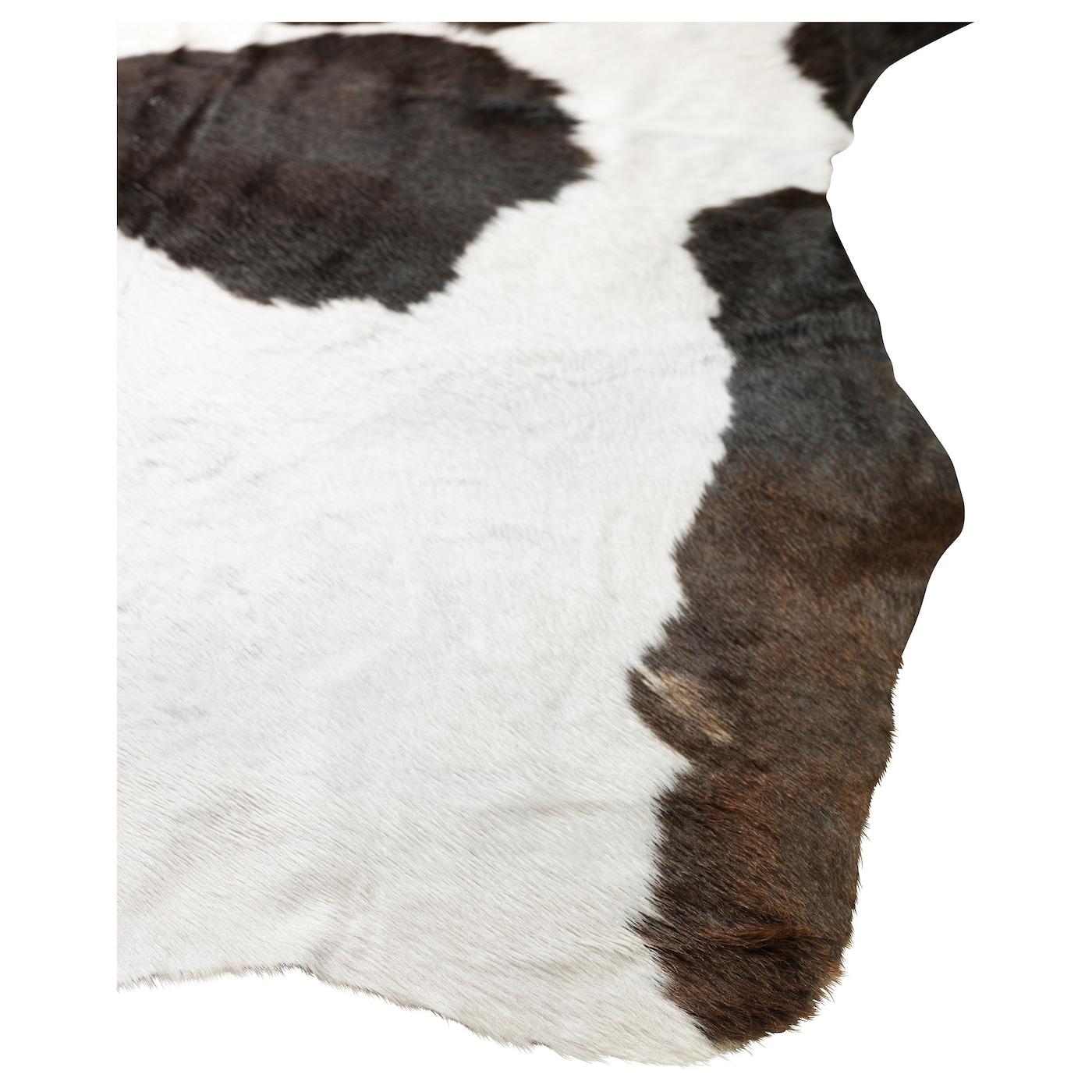 koldby peau de vache brun ikea. Black Bedroom Furniture Sets. Home Design Ideas