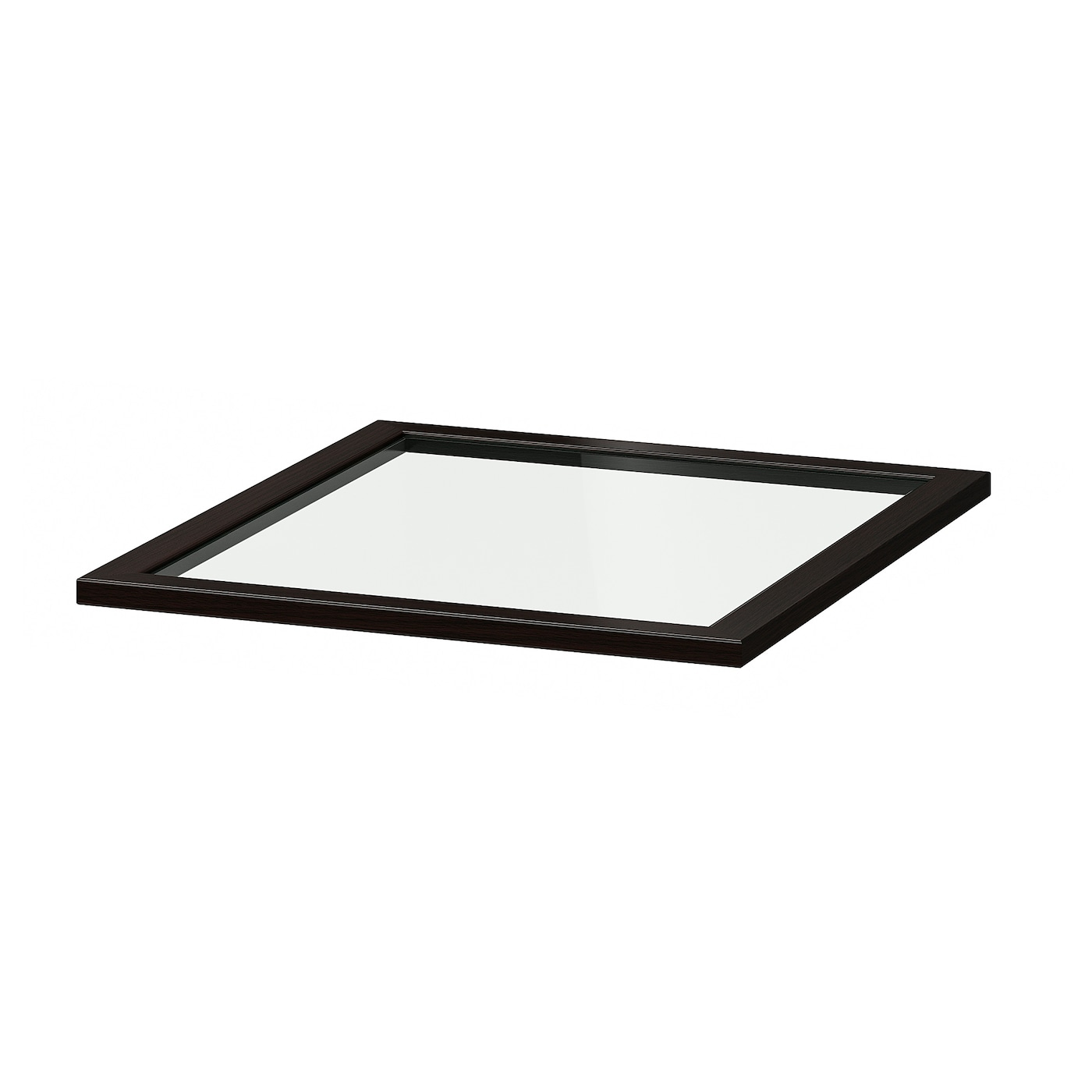 IKEA KOMPLEMENT tablette en verre