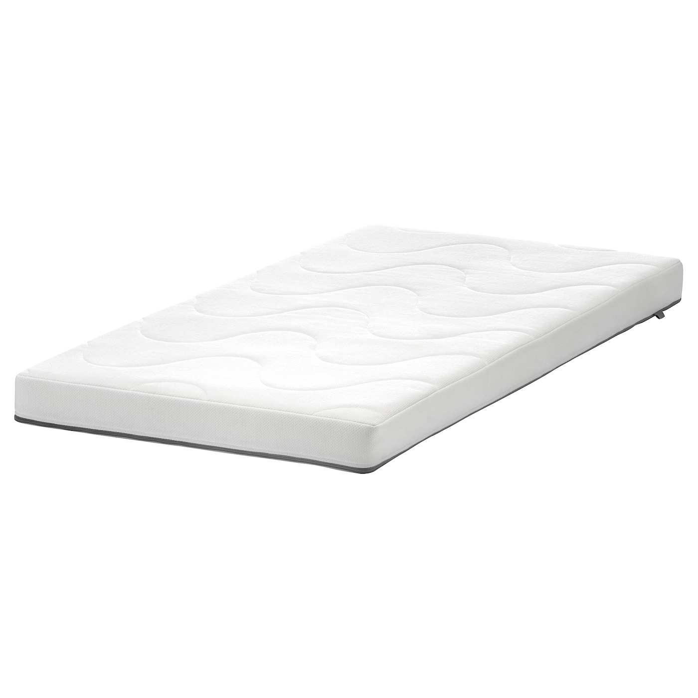 krummelur matelas mousse pour lit b b 60x120x8 cm ikea. Black Bedroom Furniture Sets. Home Design Ideas