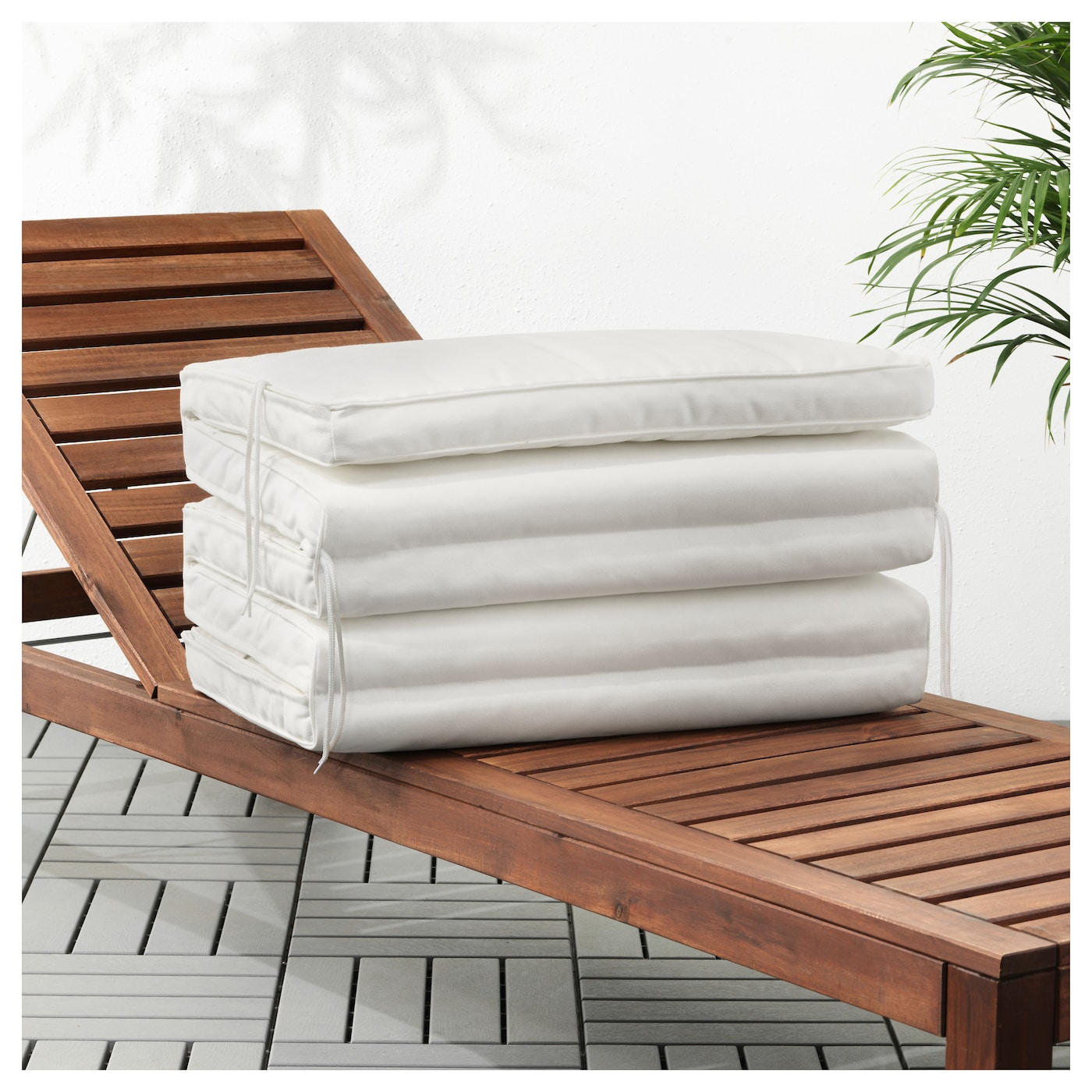 kungs matelas fin bain de soleil blanc 190x60 cm ikea. Black Bedroom Furniture Sets. Home Design Ideas