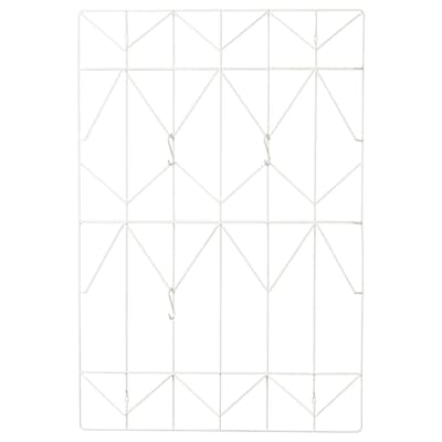 KVICKSUND Tableau-mémo, blanc, 58x86 cm