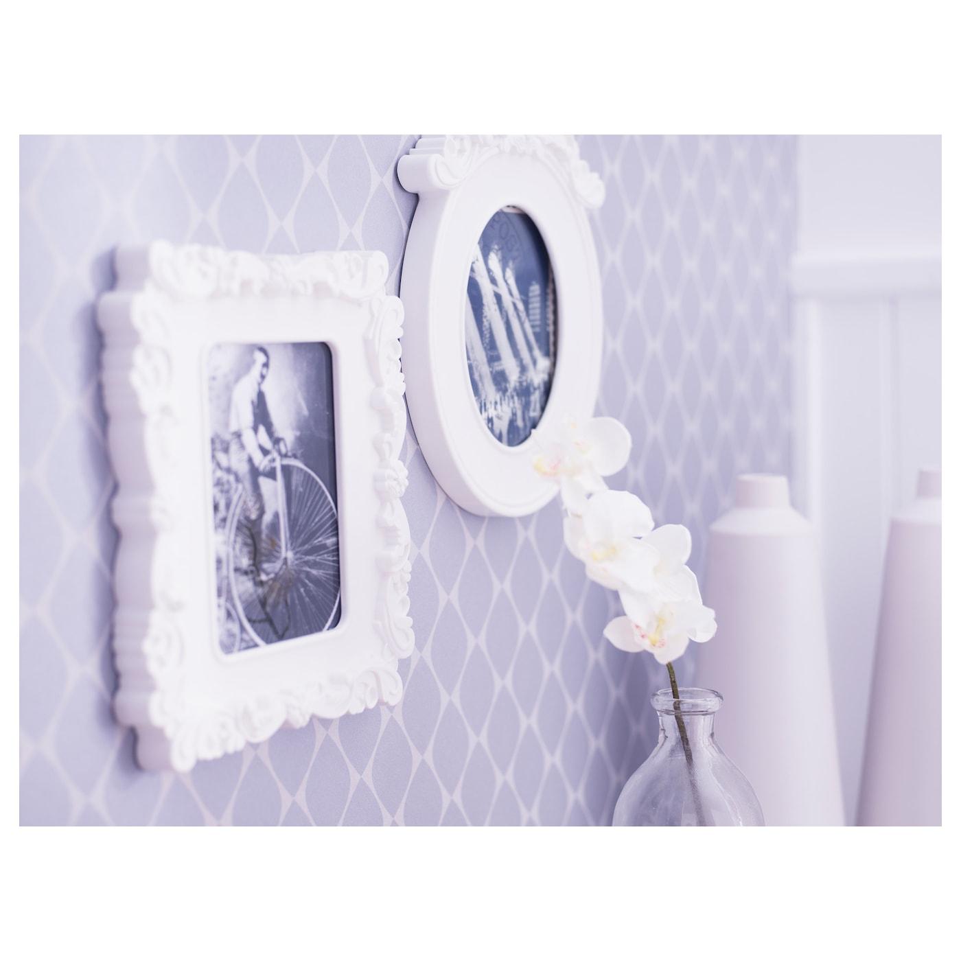 kvill cadre blanc 13x18 cm ikea. Black Bedroom Furniture Sets. Home Design Ideas