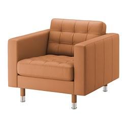 ikea landskrona fauteuil garantie 10 ans dtails des conditions dans le livret garantie - Fauteuil Cuir Ikea