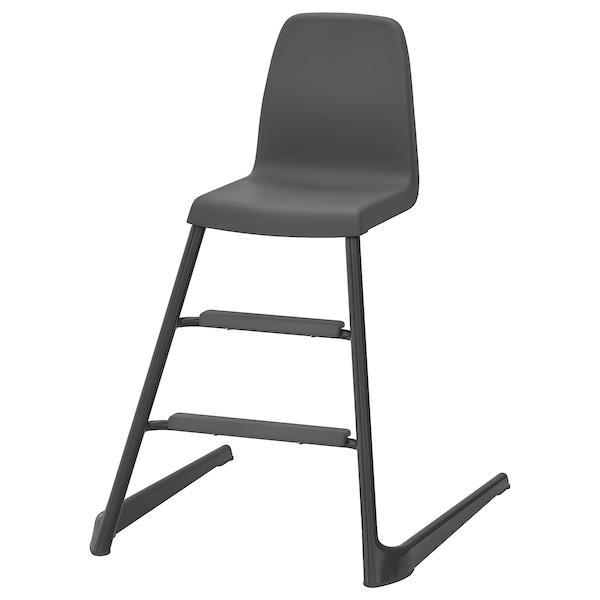 LANGUR Chaise enfant, gris