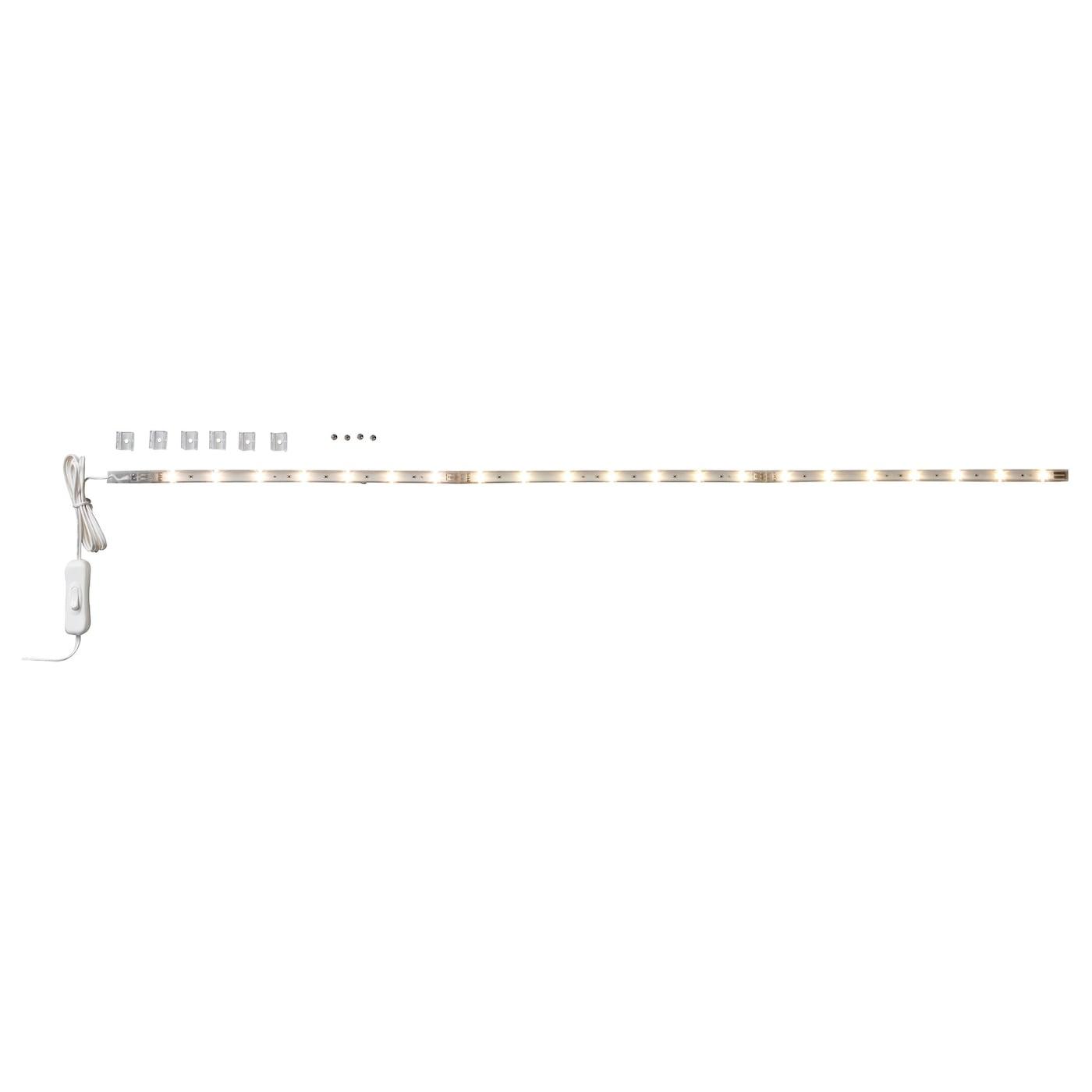 Ledberg baguette lumineuse souple led blanc 5 m ikea - Illuminazione a led ikea ...