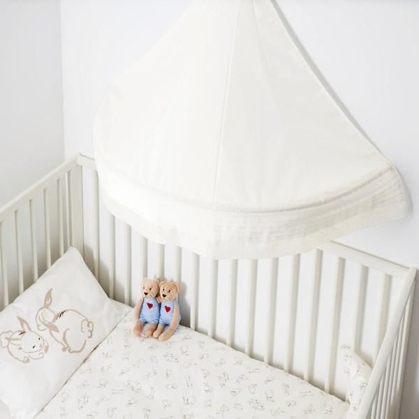 LEN Ciel de lit, blanc
