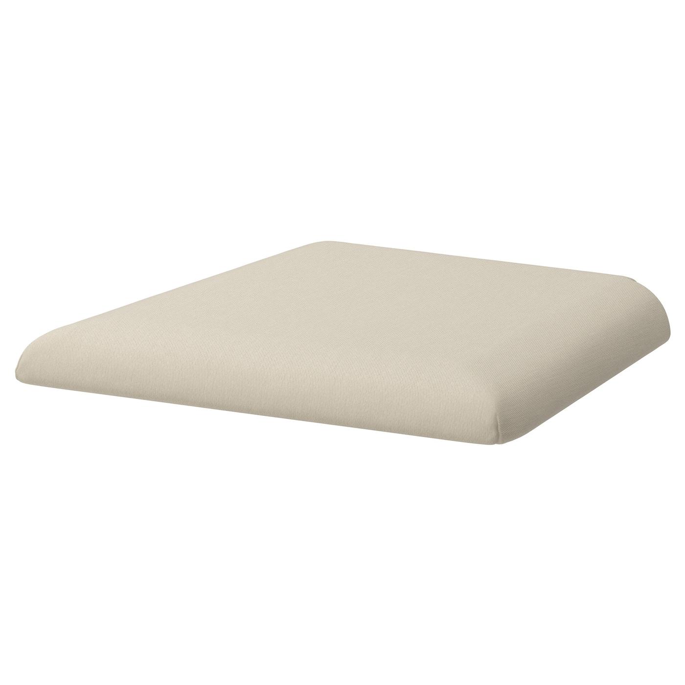 lerhamn housse pour chaise vittaryd beige ikea. Black Bedroom Furniture Sets. Home Design Ideas