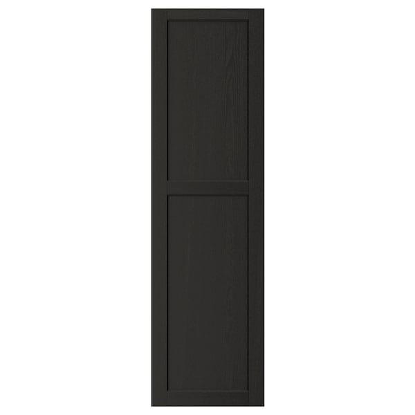 LERHYTTAN Porte, teinté noir, 40x140 cm
