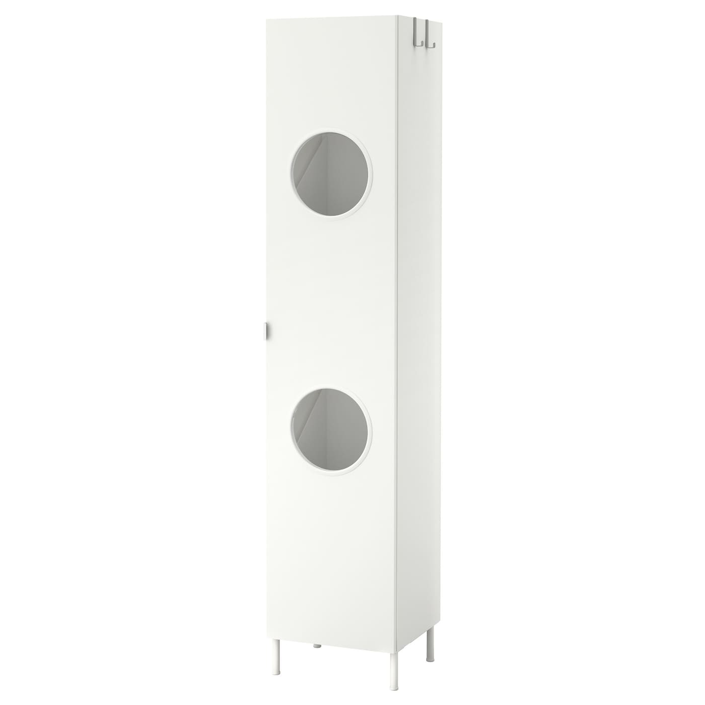 lill ngen armoire ling re blanc 40x38x189 cm ikea. Black Bedroom Furniture Sets. Home Design Ideas
