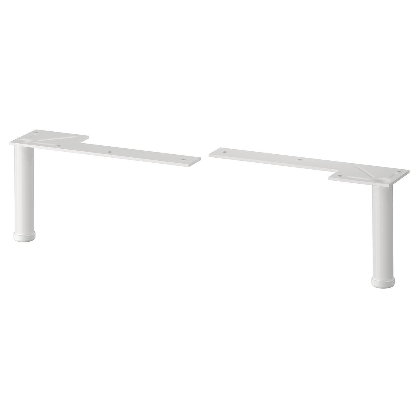 lill ngen pied blanc 11 12 cm ikea. Black Bedroom Furniture Sets. Home Design Ideas