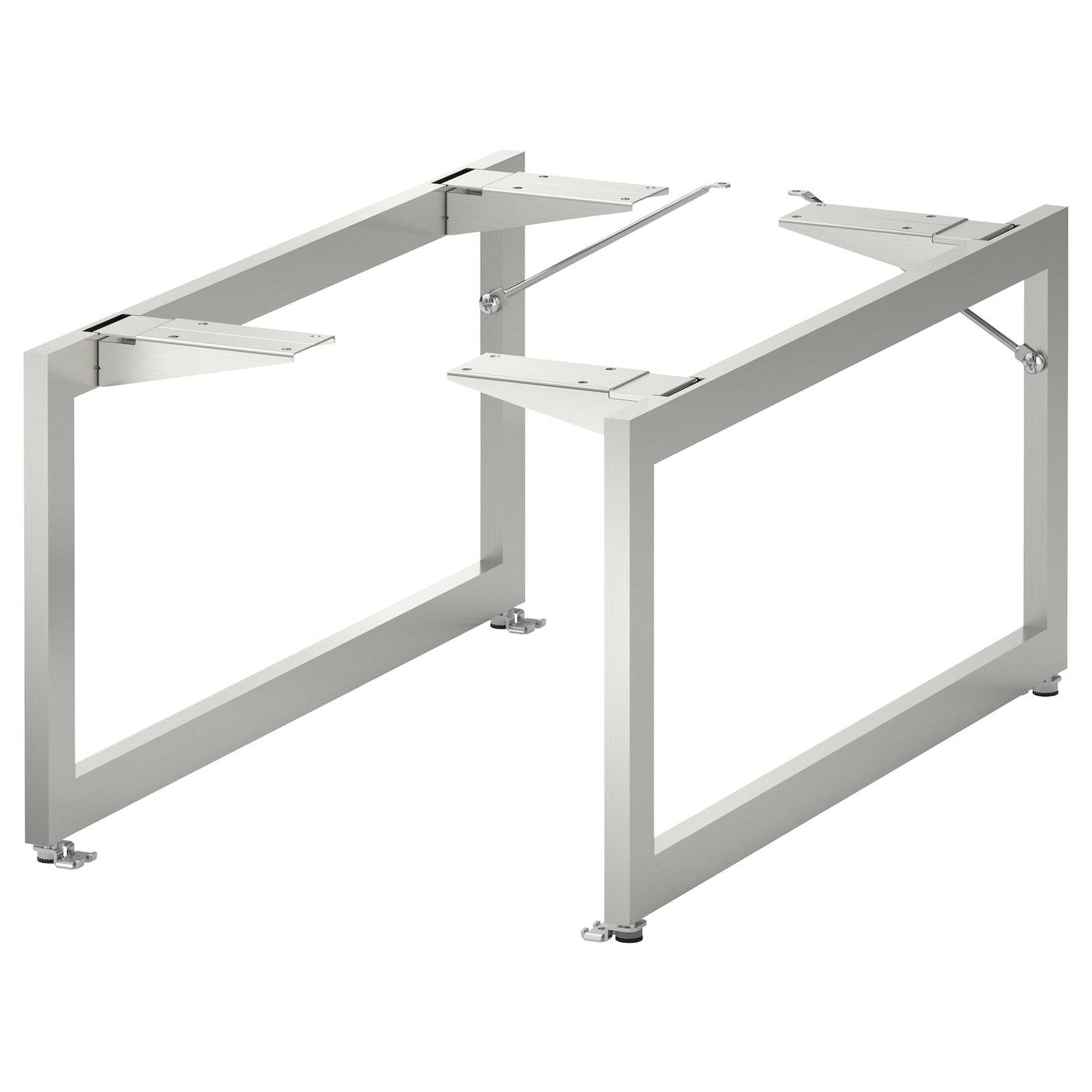 limhamn pied acier inoxydable 28x58 cm ikea. Black Bedroom Furniture Sets. Home Design Ideas