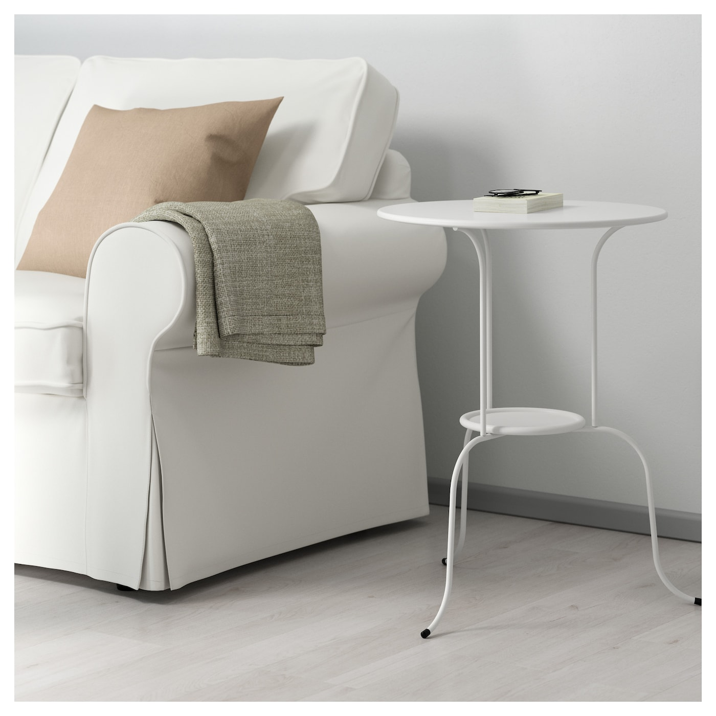 D Line Drawings Ikea : Lindved table d appoint blanc cm ikea